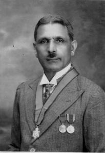 Rao Bahadur K G Bell
